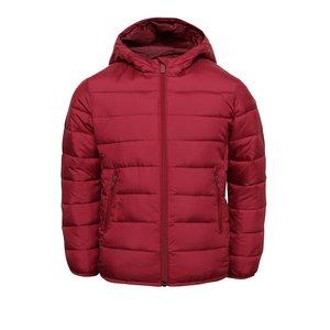 Jachetă vișinie matlasată Roxy pentru fete