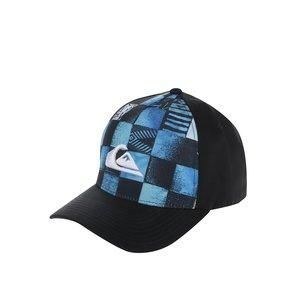Șapcă albastru-negru Pintails Quiksilver pentru băieți