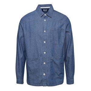 Camasa Albastra Burton Menswear London Din Denim