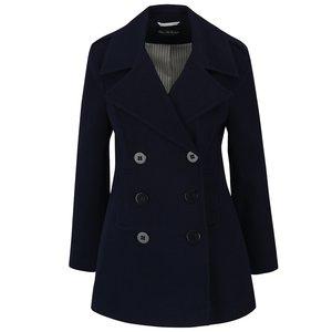 Palton albastru închis Miss Selfridge la pretul de 379.99