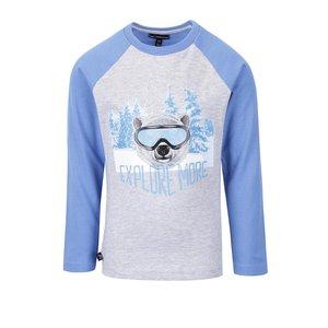 Mix´n Match, Bluză gri cu albastru Mix´n Match