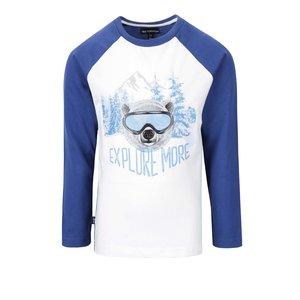 Mix´n Match, Bluză albastru cu crem Mix´n Match