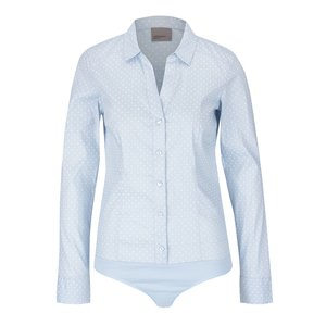 Body – cămașă albastră Vero Moda Lady la pretul de 124.99