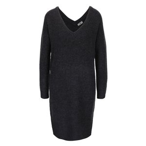 PEP, Rochie tip pulover gri închis PEP Fig