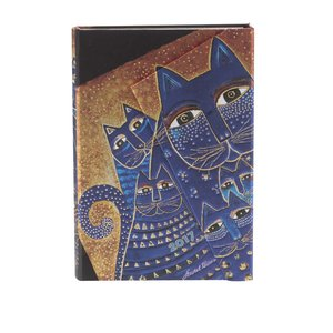 Agendă Paperblanks Mediterranean Cats Mini 2017