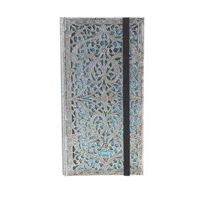 Agendă Paperblanks Maya Blue Midi 2017