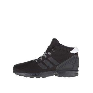 adidas Originals, Pantofi sport Adidas Originals ZX Flux 5/8 negri de bărbați