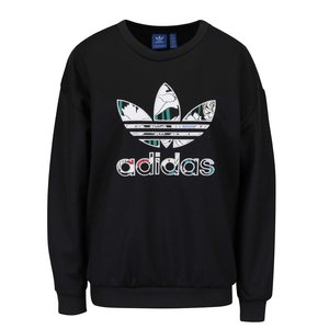 adidas Originals, Bluză neagră adidas Originals de damă