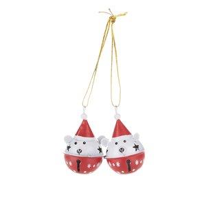 Sass & Belle, Set 2 ornamente Sass & Belle în formă de urși