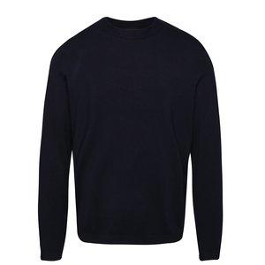 Pulover albastru închis Burton Menswear London la pretul de 144.99