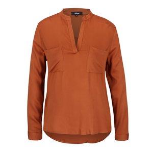Cămașă tip tunică portocalie Alchymi Bexa