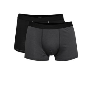 Marginal, Set de 2 boxeri Marginal negru/gri