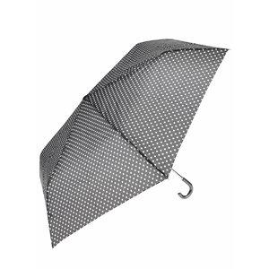 Umbrelă neagră Dorothy Perkins cu buline