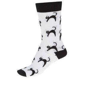 ZOOT Originál, Șosete albe pisici ZOOT Original