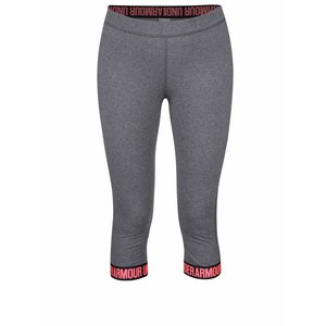 Colanți Under Armour Favorite Capri – Hem gri