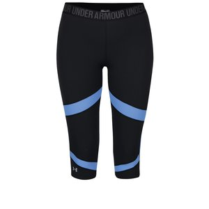 Colanți negri Under Armour Coolswitch Capri la pretul de 269.99
