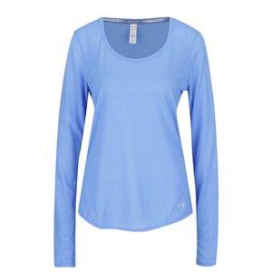 Bluză albastră Under Armour Steaker LS