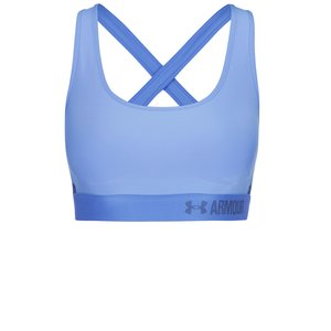Bustieră sport albastră Under Armour Crossback