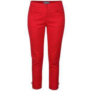Pantaloni roșii Fever London Beatrix