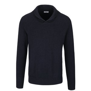 Selected, Pulover bleumarin Selected Homme Eldon