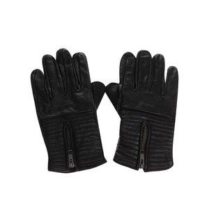 Shine Original, Mănuși negre Shine Original din piele