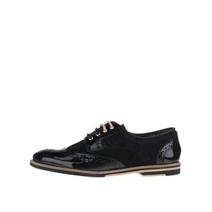 Ted Baker, Pantofi Oxford negri Ted Baker Anoihe din piele