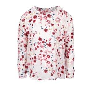 Bluză roz name it Welludi cu model înflorat pentru fete