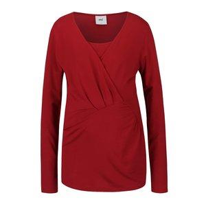 Bluză roșie Mama.licious Maise
