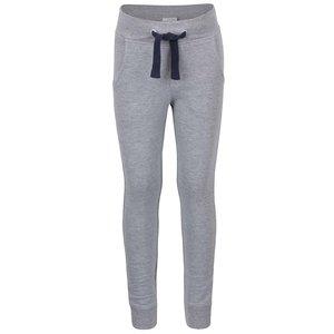 Pantaloni sport gri name it Paule cu model discret pentru fete