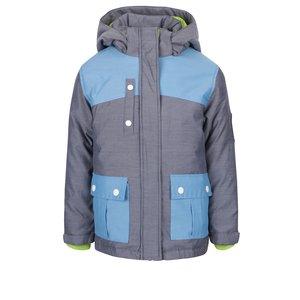 Set 2 în 1 jachetă gri & bluză verde 5.10.15