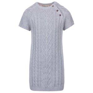 Rochie pulover 5.10.15. cu închidere asimetrică pentru fete