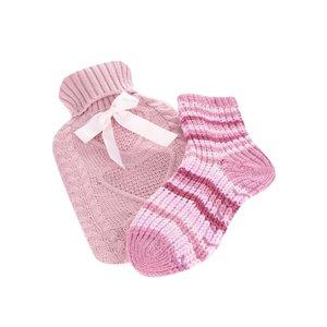 Set pungă termică și șosete tricotate Something Special la pretul de 91.99