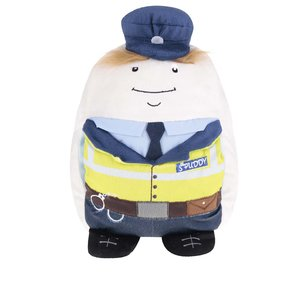 Pernă din pluș Something Special Spuddy Policeman