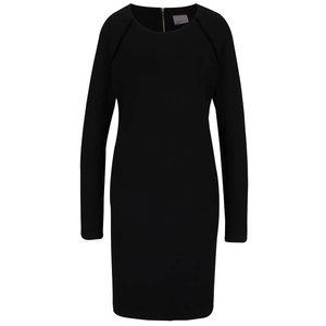 Rochie neagră tricotată Vero Moda Glory la pretul de 229.99