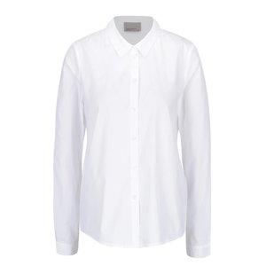 Cămașă albă Vero Moda Fraya din bumbac cu volănașe pe spate la pretul de 139.99