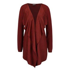 Vero Moda, Cardigan roșu cărămiziu Vero Moda Glory