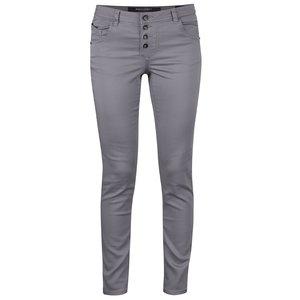 Pantaloni gri Broadway Jane skinny pentru femei