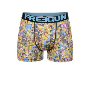 Boxeri multicolori Simpsons Freegun