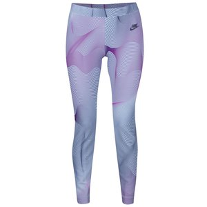 Colanți albastru & violet Nike Sportswear
