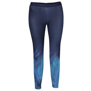 Colanți albaștri Nike Sportswear