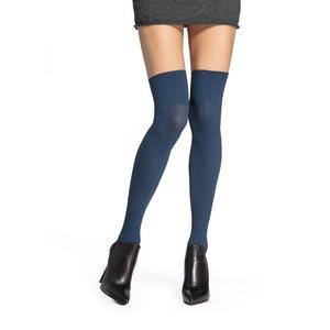 Șosete peste genunchi Oroblu Lysette albastre la pretul de 42.99