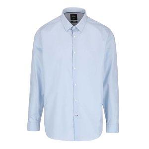 Cămaşă slim fit albastru deschis Burton Menswear London la pretul de 99.99