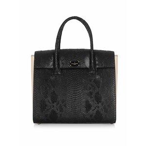 Geantă neagră cu model șarpe Paul's Boutique Adele la pretul de 469.99