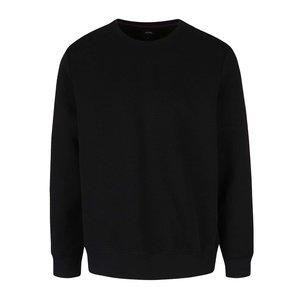 Bluză neagră cu model zigzag Burton Menswear London
