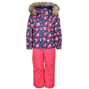 Roxy, Costum de ski albastru cu roz Roxy pentru fetițe