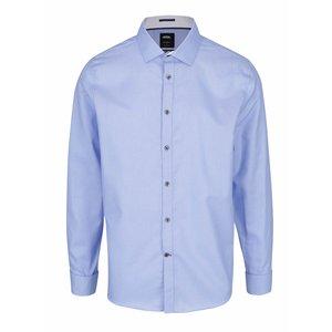 Cămașă albastru deschis Burton Menswear London