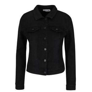 Jachetă neagră din denim Noisy May Sane la pretul de 179.99
