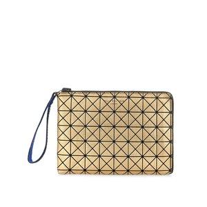 Geantă plic reversibilă auriu cu negru Paul's Boutique Mini fleur