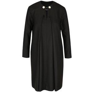 Rochie negru cu maro Pietro Filipi cu detalii metalice la pretul de 719.99