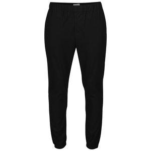 Pantaloni negri ONLY & SONS Cuffed cu talie elastică de la Zoot.ro